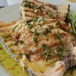 Bistec de pez espada